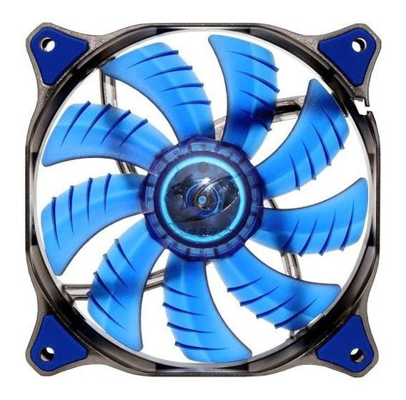 Fan Ventilador Led 12cm Cougar Cf D12hb-b Azul