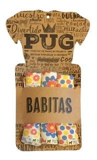 Set De Babitas X 3 Pug Petit Baby