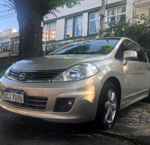 Dueño Vende Nissan Tiida Extra Full Hatchback Unico Dueño