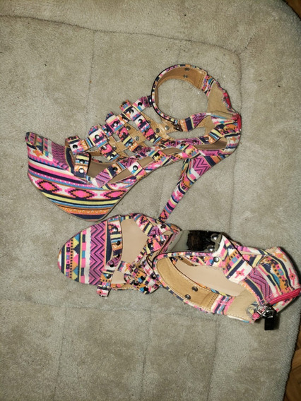 Zapatos Un Solo Uso Talle 8.,5 Y 9 Medida 25.5 Y26 Cms