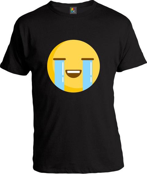 Remera Personalizada Diseño - Emoticon 10