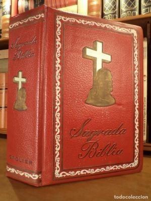 Sagrada Biblia, Editorial Grolier Inc., Nueva York