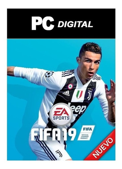Fifa 19 Pc 2019 Español + Actualización / Digital