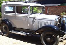 Ford A 1931,restaurada,andando,papeles Al Día,una Reliquia!