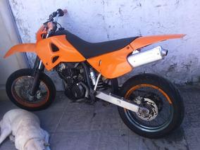 Vendo O Permuto Moto Ktm 400cc Enduro 4 Tiempos Año 1998