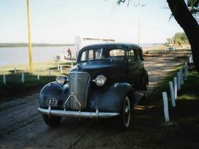 Chevrolet 1937 Máster Deluxe