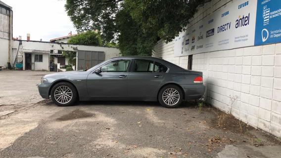 Bmw Serie 7 745i Luxury