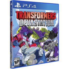 Playstation En 4 Ps4 Juegos Transformers Juguetes Montevideo uclFKJ31T