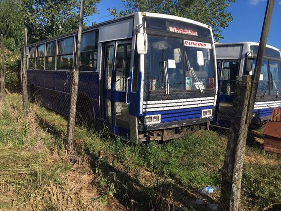 Omnibus Volvo V58 Funcionando, Al Día