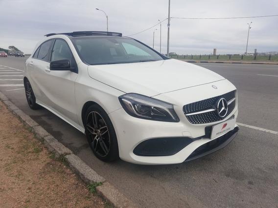 Mercedes Benz A200 Amg Line 1.6 2017, Automático,único Dueño