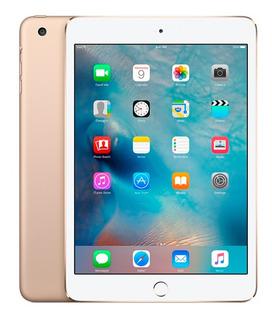 Tablet iPad Mini 4 16gb 4g Ips 7.9´ Ios 9 A8 Dual Core Nnet