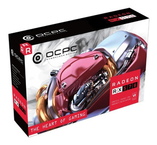 Tarjeta De Video Visiontek Ocpc Rx 570 4gb Ddr5