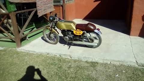 Yamaha Rdc 125