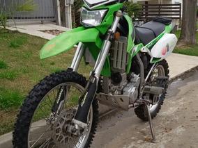Kawasaki Klx 250 End Klx 250