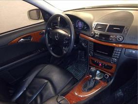 Mercedes Benz Clase E Mucha Deuda Patente