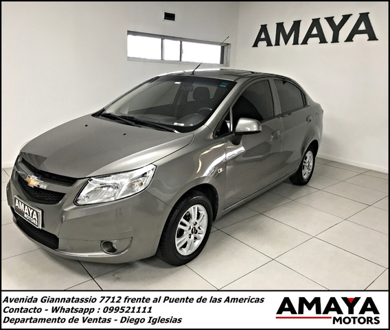 Chevrolet Sail 1.4 Ltz Impecable Estado !! Amaya Motors