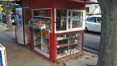 Kiosco Centrico En Colonia