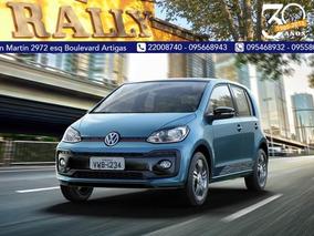 Volkswagen Up 0km Todas Sus Versiones Entrega U$s4500 Y Ctas