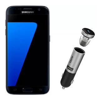 Samsung Galaxy S7 G930 Flat 4g Lte 32gb 4gb Ip68 +regalo Amv
