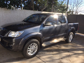 Toyota Hilux 2.7 Cd Srv Vvti 4x2 - A3 - Impecable!!!