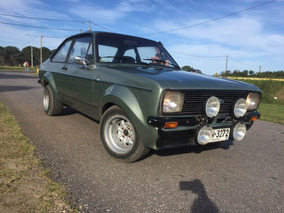 Ford Escort Pamperito