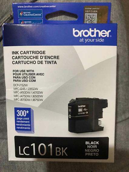 Cartuchos Originales Brother Lc 101