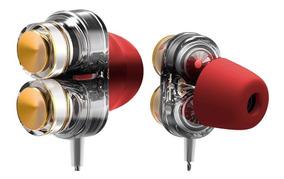 Auriculares Doble Driver S Bass Mejor Que Jbl Sony Samsung