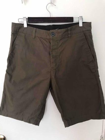 Bermuda Shorts H&m Hombre