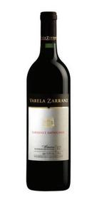 Vino Varela Zarranz Cabernet Sauvignon 750 Ml - Alvear -