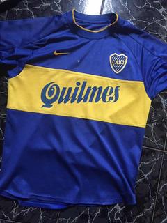 Camiseta Nike Boca Juniors Año 2000