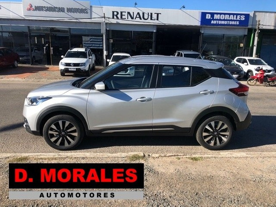 Nissan Kicks Manual Suv 1.600 Cc. Año 2019 - 0 Km.