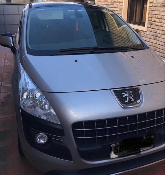 Peugeot 308 1.6 Sport Thp 163cv Automática 2013