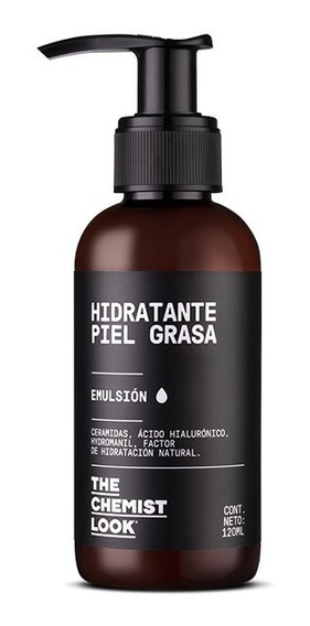 Crema Hidratante Para Rostro 120ml - The Chemist Look
