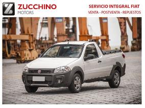 Fiat Strada 1.4 Working | Zucchino Motors