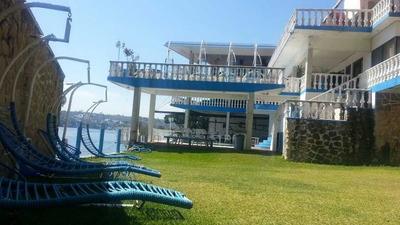 Tequesquitengo Casa Fines De Semana A La Orilla Del Lago