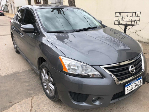 Nissan Sentra 1.8 Sr Navi At 2016