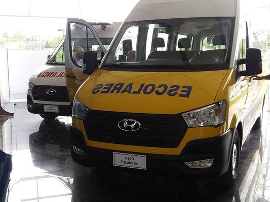 Hyundai H 350 2.5 Minibus/ambulancia/escolares/furgón