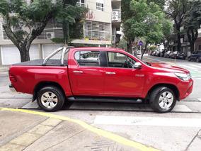 Toyota Hylux 2016