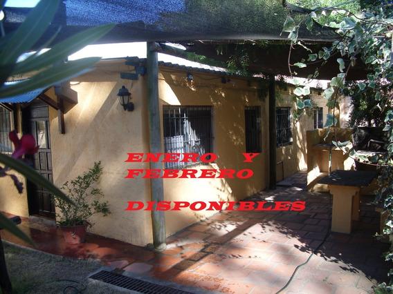 Alquiler Casa Los Titanes Temporada Canelones Playa A 250 Mt