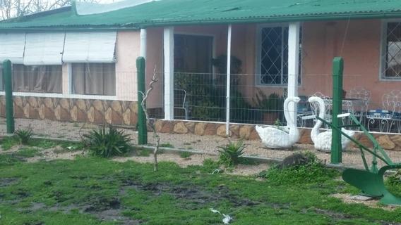 Campo Con Casa Y Galpones