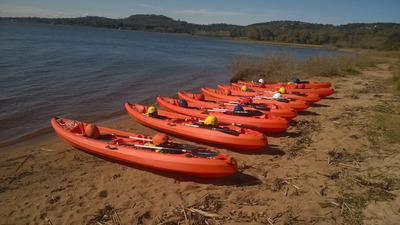 Alquiler De Kayaks Y Canoas Para Empresas Y Particulares.