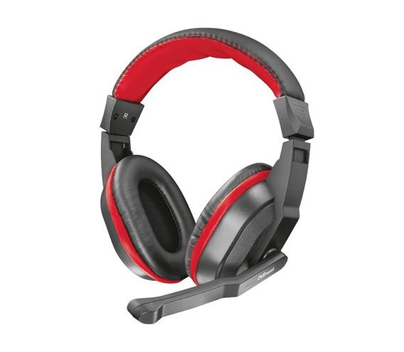 Auricular Trust Ziva Headset Gaming Gamer Pc