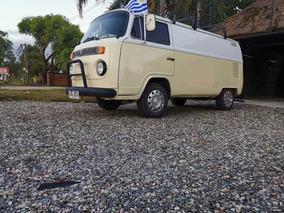 Volkswagen Kombi Topcar Motorhome