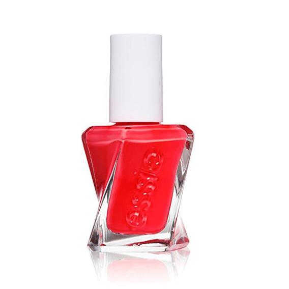 Esmalte En Gel Essie Gel Couture Rojo Vibrante (280)