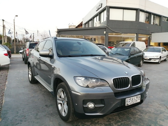 Bmw X6 3.0 Xdrive 35i Caja 8va Twin Power Turbo- Aerocar