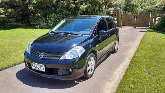 Nissan Tiida 1.8 Emotion Mt 2012