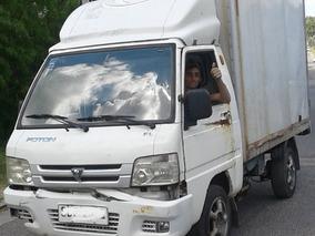 Camioneta Foton Con Caja Termica