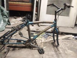 Cuadro De Bicicleta Montaña R20 Caloi