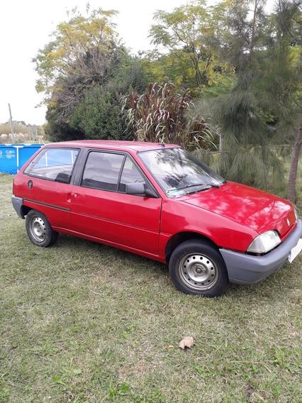 Citroën Ax Motor 1.1 Nafta