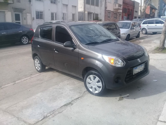 Suzuki Alto Ga 2018 En Impecable Estado! 100% Financiado!!